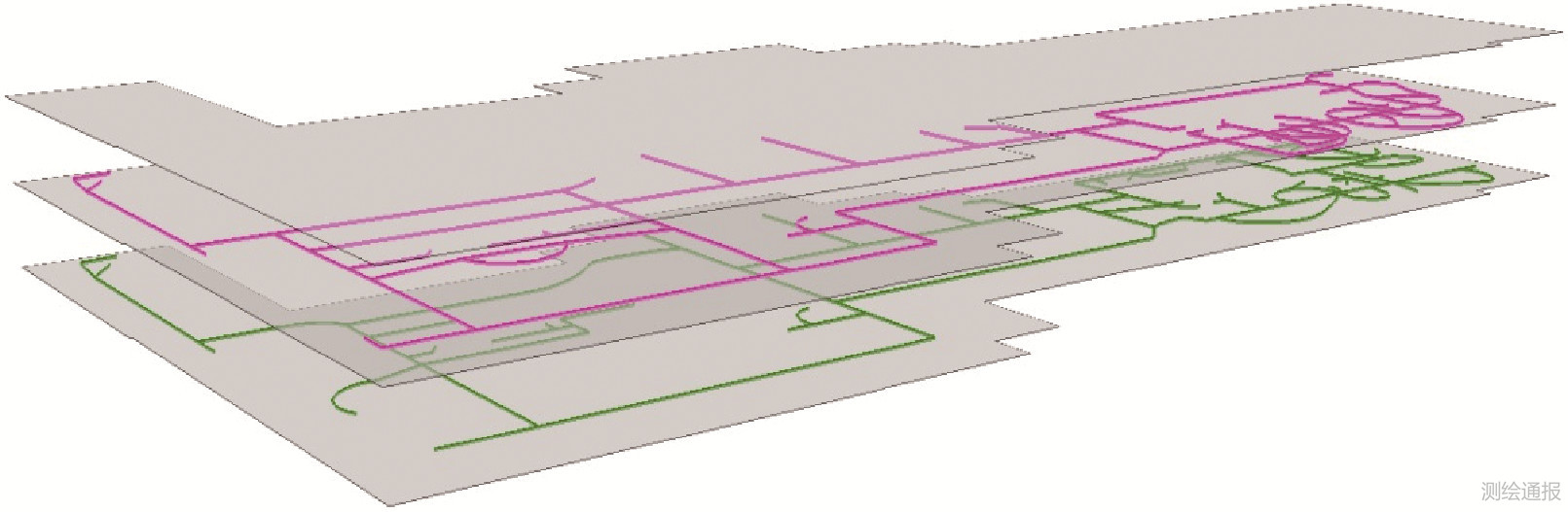 二维设计基础点_室内定位导航地图一体化设计