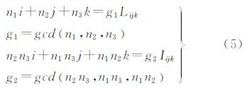函数极值法求解三频GNSS最优 ...