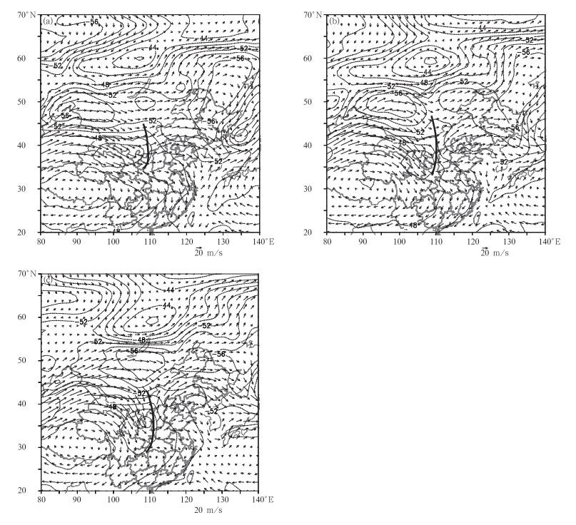 """涡度平流_""""7.20""""华北特大暴雨过程中低涡发展演变机制研究"""