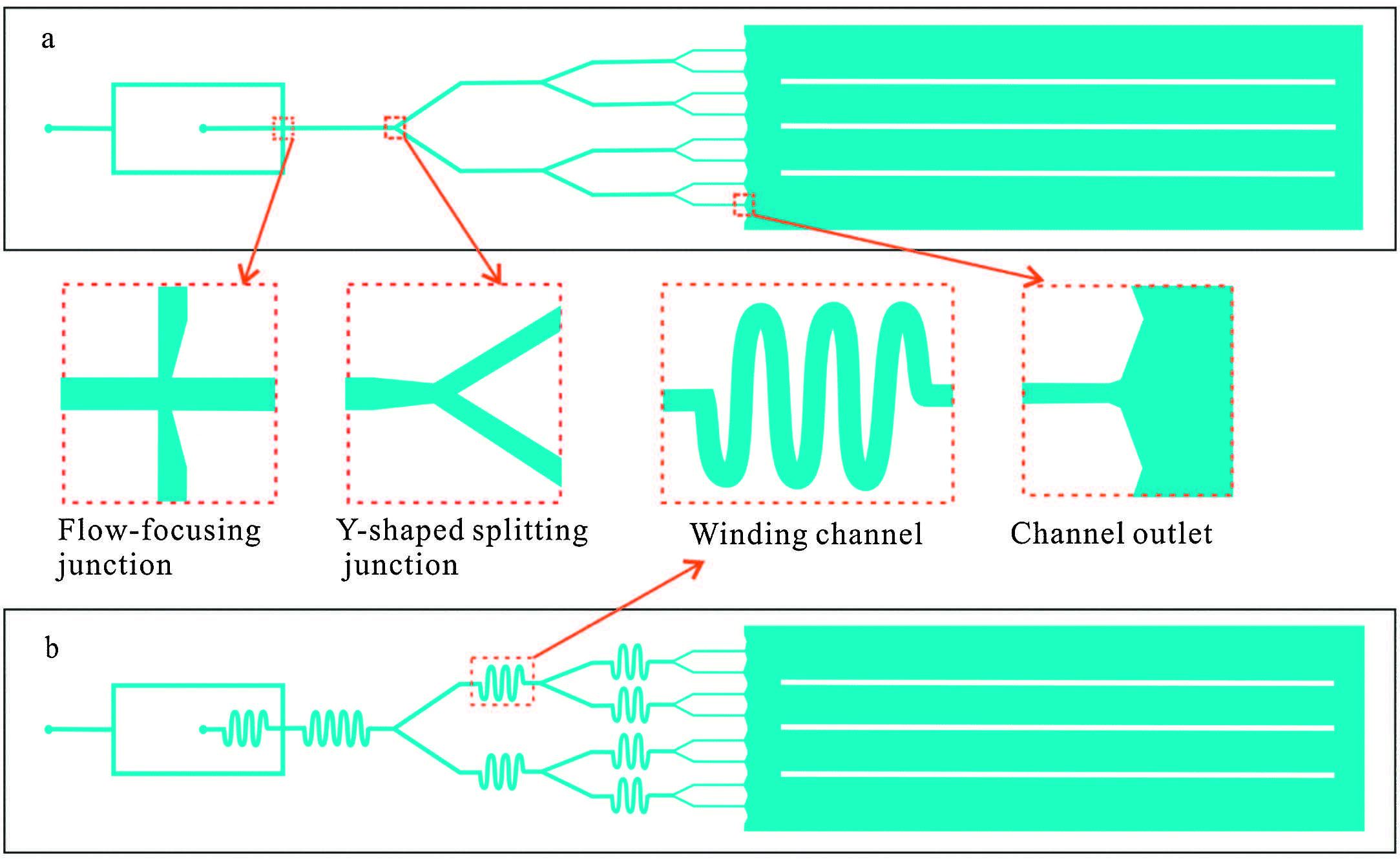 A single-cell encapsulation method based on a microfluidic multi ...